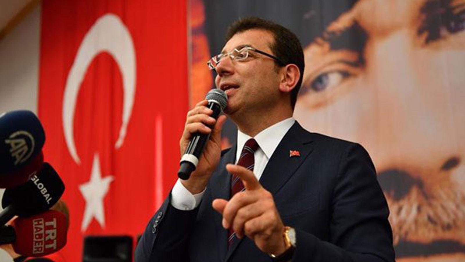 Istanbul mayor opposes Erdogan policy, calls for curfew
