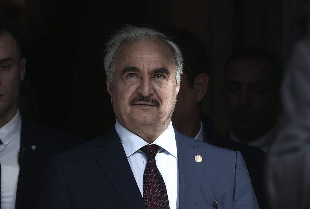 Haftar's Forces Announce Air Campaign Against Turkey in Libya