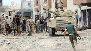 VIDEO:  Turkey in Libyan civil war