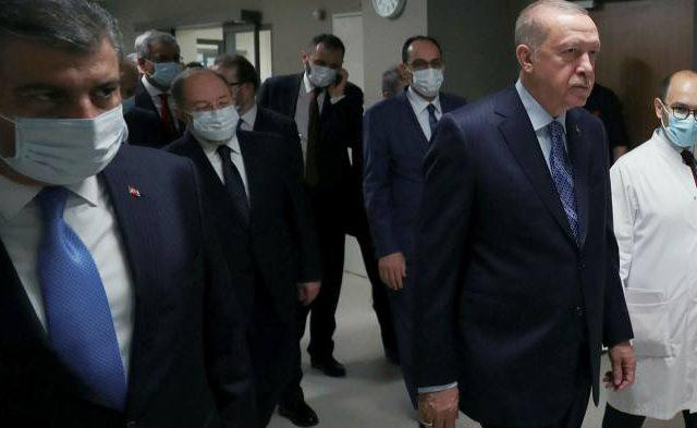 FT:  Turkey looks to weather coronavirus crisis without IMF support