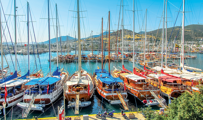 Turkish tourist hot spots are facing heavy losses