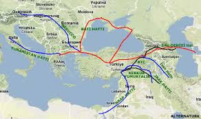Turkey's novel solution to NG surplus