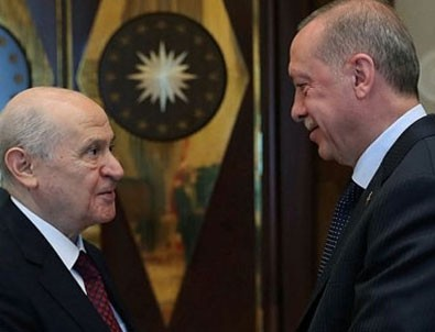 Bahçeli announced completion of 100-article constitution