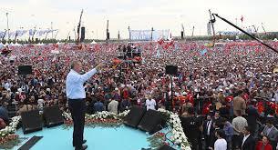 Footsteps of political transformation: Erdogan's control over Turkey is ending
