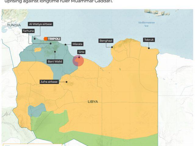 ANALYSIS:  Libya: War In a War Within War