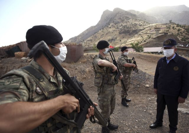 Turkey and Iraq:  Anti-PKK campaign   irritates Baghdad