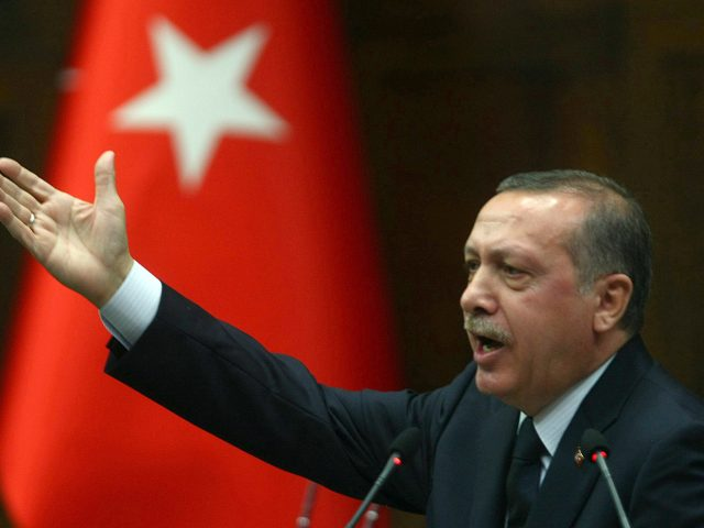 Erdogan starts a political earthquake in Turkey
