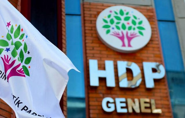 Top appeals court launches lawsuit for Pro-Kurdish HDP's closure