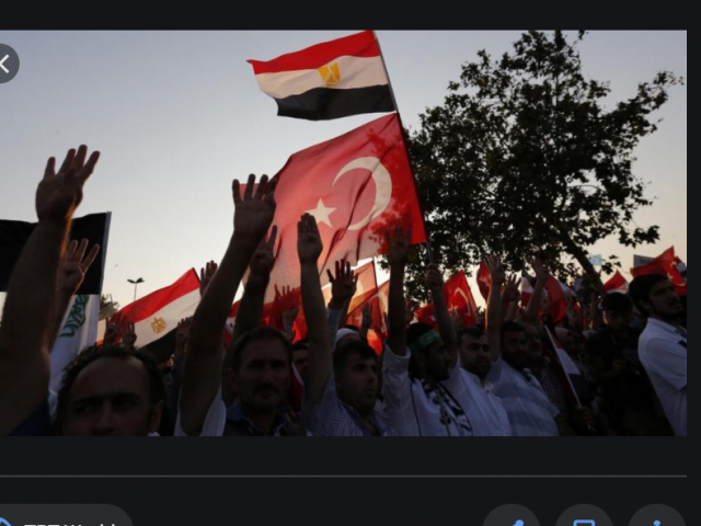 No normalization between Egypt and Turkey