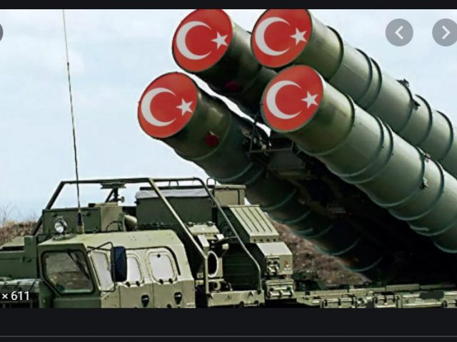 US, Turkey remain divided over purchase of Russia's S-400s