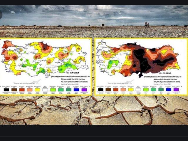 Climate change hits Turkey hard