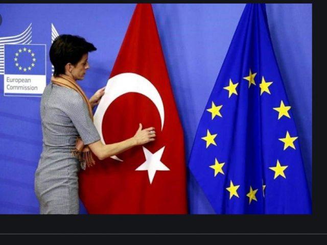 EU Observer: EU report on Turkey includes possible tourism sanctions