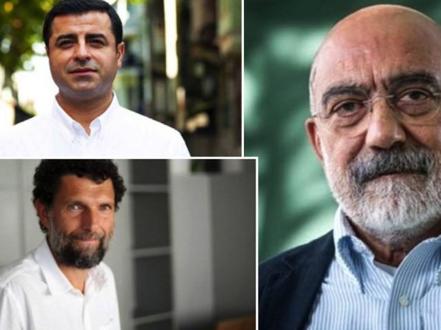 Kavala, Demirtas and now Altan: ECHR rules Turkish writer Altan's rights were violated