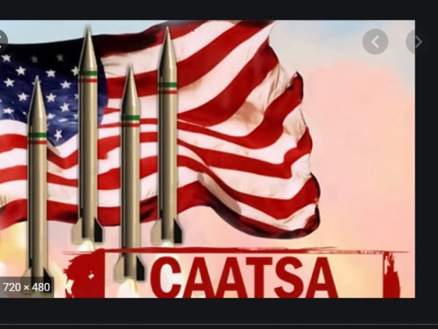 First CAATSA sanctions officially in effect