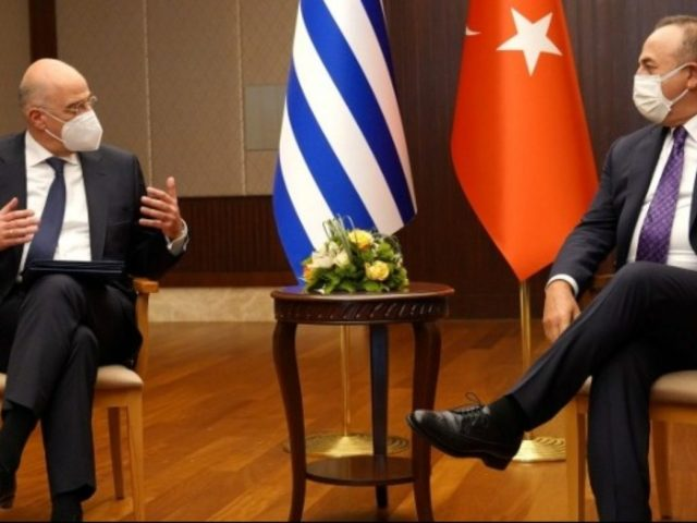 Turkey and Greece:  Foreign Ministers use  historic meeting to bash each other
