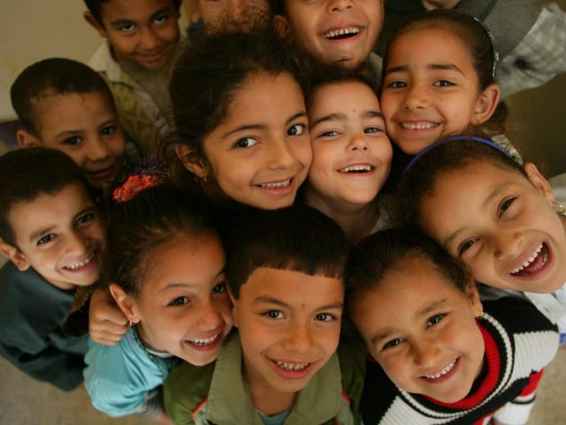 Share of children in Turkey's population declining