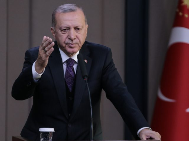 Erdogan: Interest rates will be lowered to single digits; main opposition CHP behind the retired admirals declaration