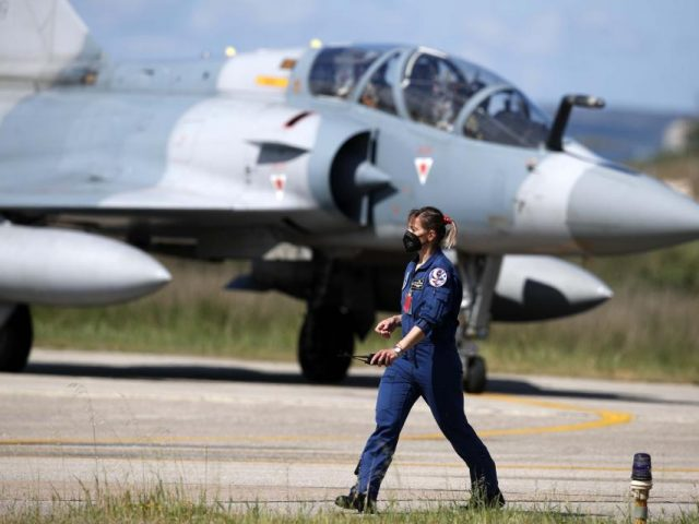 AP:  In race to rearm, Greece seeks partnerships, more hardware