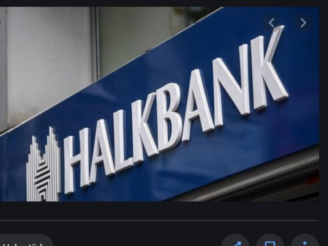 Turkey's albatross around the neck: Halkbank