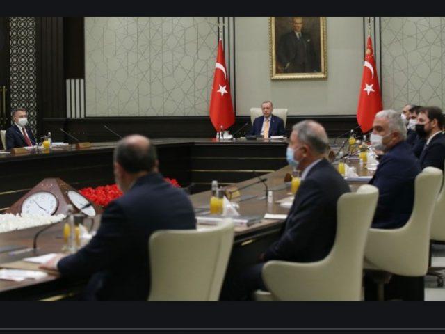 "Cabinet meeting: Longer lockdowns, ""response"" to Biden on the agenda"