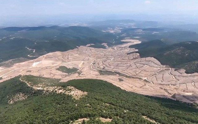 Alamos Gold files $1 billion claim against Turkey after mine project halted