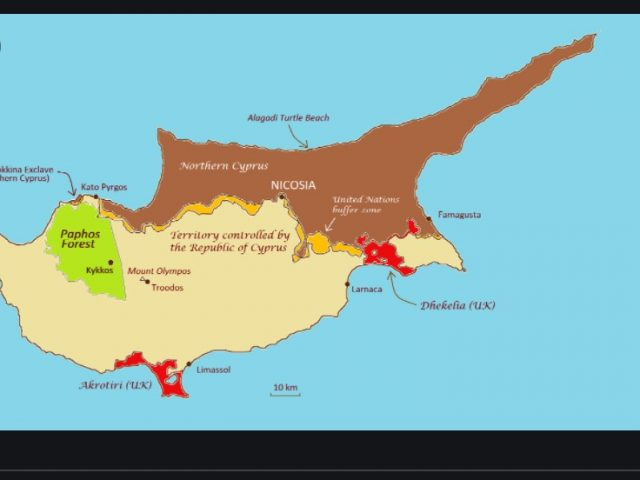 Another round futile peace talks in Cyprus start with low expectations
