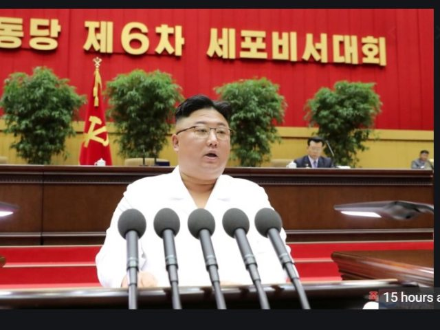 Kim says North Korea facing its 'worst-ever situation'