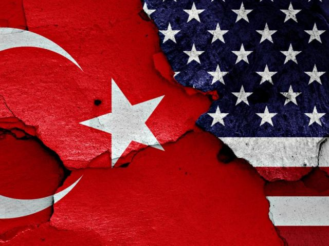 U.S. Central Command: Biden-Erdogan meeting is a good sign