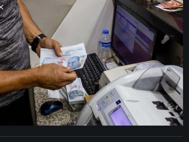 Al Monitor: Turkish lira nears record lows