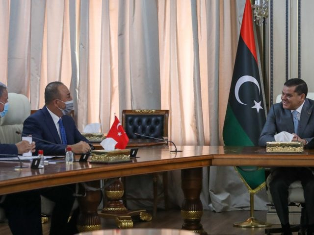 Libya's top diplomat urges withdrawal of foreign fighters