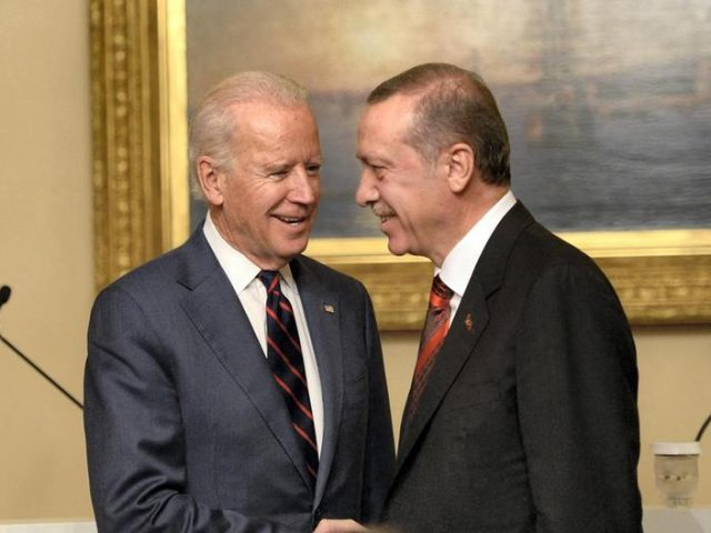 What happens when Biden and Erdogan meet next week?