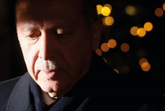 A Sultan in Autumn: Erdogan Faces Turkey's Uncontainable Forces