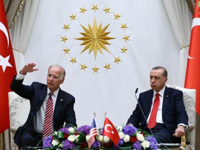 Sinan Ulgen: How Biden and Erdogan Can End the Turkish-American Standoff