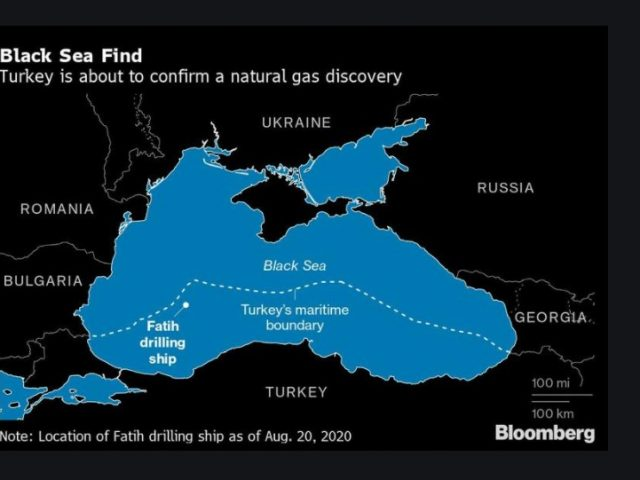 BREAKING:  More gas from Erdogan