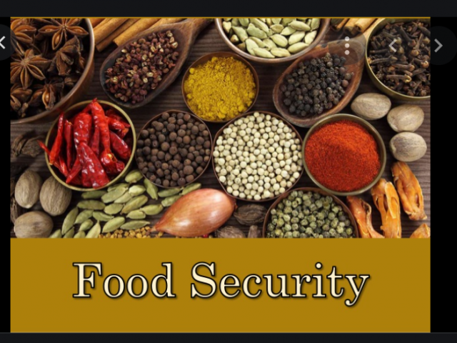 OECD-FAO report: Ensuring food security and healthy diets for a growing global population will remain a challenge