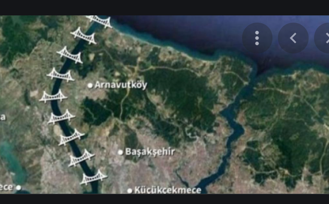 The geopolitical and environmental dangers of Turkey's Bosporus bypass canal