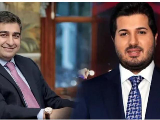 A new Reza Zarrab case is brewing in Austria