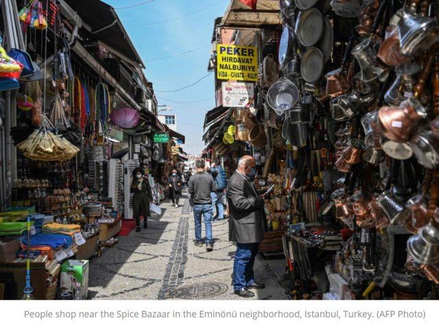 Gargantuan Holiday boosts Turkish economy