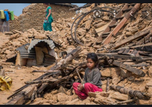 UN chief: World faces a `hurricane of humanitarian crises'