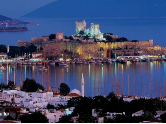 TIME selects Bodrum as one of 'World's Greatest Places'