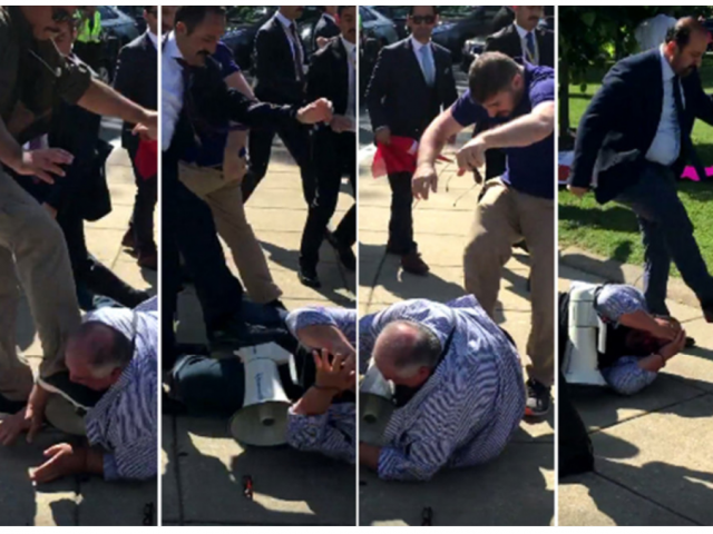 Turkey Is Not Immune from Trump-Era Lawsuit Against Erdogan's Guards for Assault on Streets of Washington, Court Rules