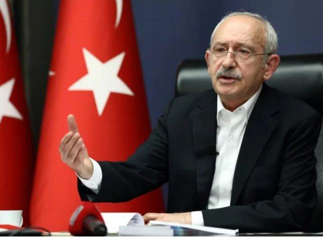 Main oppotion leader Kilicdaroglu challenges Erdogan's FX reserve math