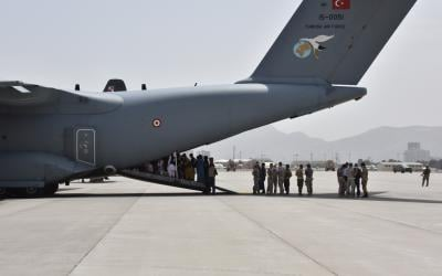 Turkey Says International Flights to Kabul Hinge on Security