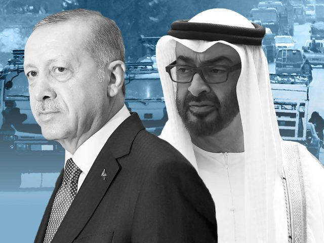 Abu Dhabi's Wealth Funds Weigh Turkey Investments Worth Billions