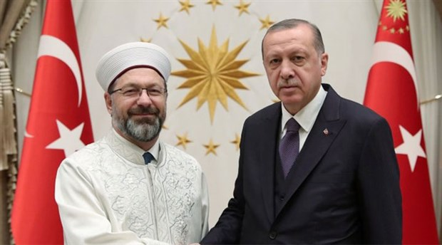 Reuters: Islamic cleric Ali Erbas moves center stage, triggering secularists in Turkey