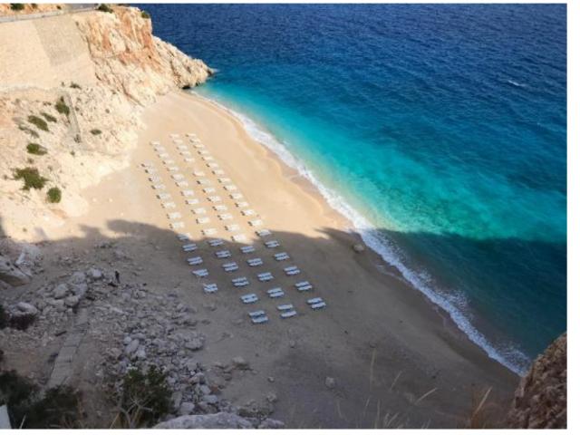 Tourism season ends early in Turkey