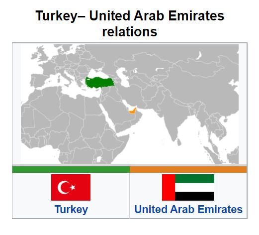 Turkey's Erdogan speaks with UAE crown prince over strained ties