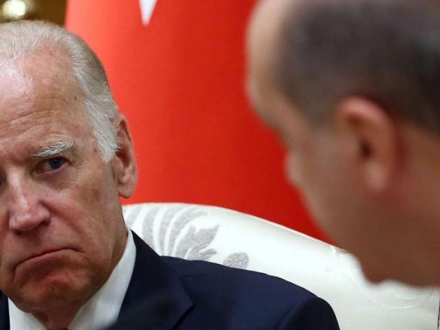 Erdoğan seeking Biden meeting at G20 for $6 billion arms deal request