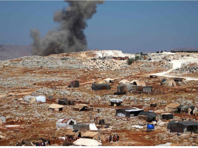 Turkey under intense pressure in Idlib, Syria