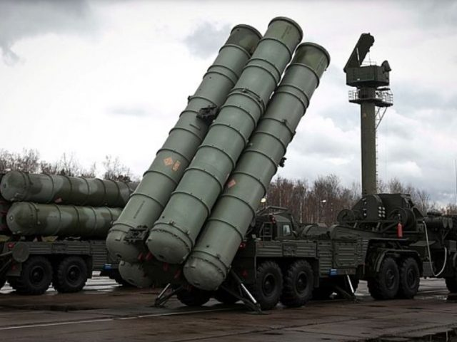 India's S-400 purchase could set precedent for Turkey sanctions